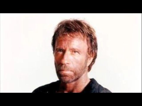 Training to fight Chuck Norris