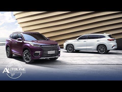 China's Chery Auto Entering The U.S. Market - Autoline Daily 2771