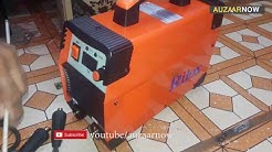 Inverter Welding Machine ARC 200 Unboxing review