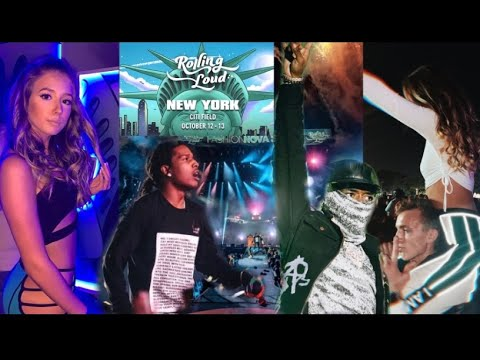 ROLLING LOUD NY 2019 VLOG AND PERFORMANCES!!