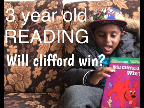 Clifford Read Aloud | Clifford The Big Red Dog | Will Clifford Win