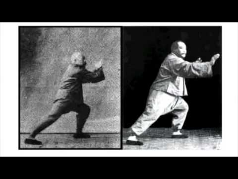 Yang Cheng Fu and Cheng Wei Ming Comparison
