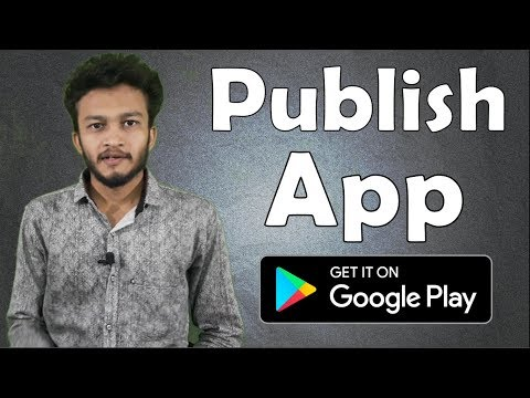 🔴{HINDI} how to publish app on play store step by step || upload android app to google play store
