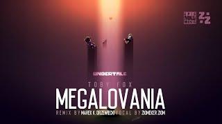 Toby Fox - Undertale - Megalovania Remix (Song by Ziomeker Ziom and Marek K. Drzewiecki)