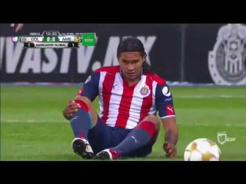 CHIVAS (0) vs AMERICA (1) 4tos de Final-Vuelta[PARTIDO COMPLETO] Apertura 2016