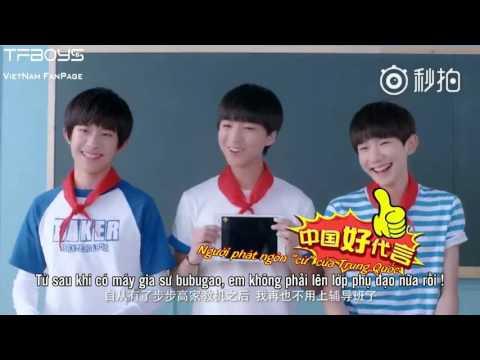 [Vietsub] [LãnhCungST] Hậu trường quay quảng cáo Bubugao