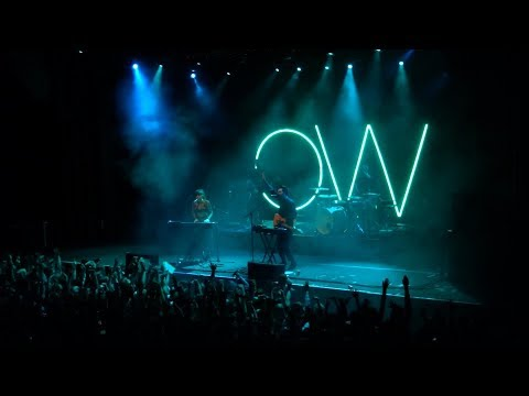 Oh Wonder - Live @ ГЛАВCLUB Green Concert, Moscow 06.12.2017 (Full)