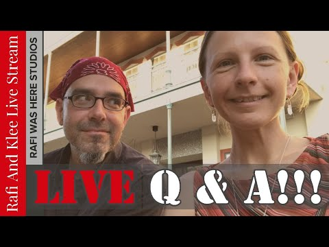Artists Party Like We're Inside! Live Stream Q&A - March 2020