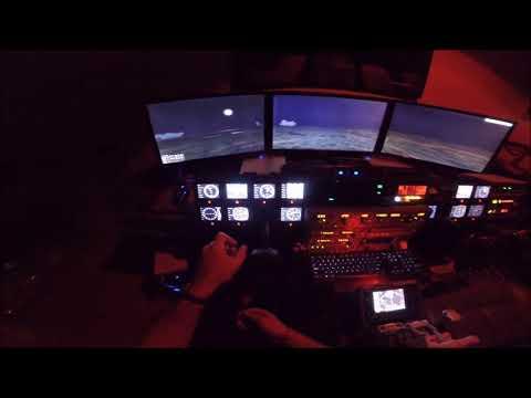 Home Cockpit - Vatsim Sunday Funday Palm Beach 12/3/17