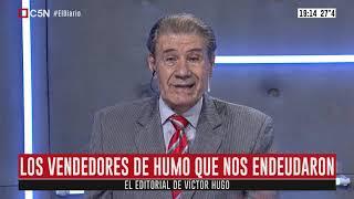 Editorial de Victor Hugo en El Diario 21/01/2020
