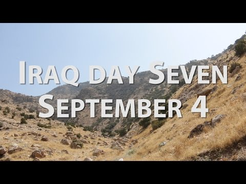 Exploring Iraqi Caves & Traveling to ISIS Front Lines