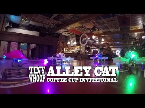 Tiny Whoop Alley Cat Coffee Cup Invitational Rac…