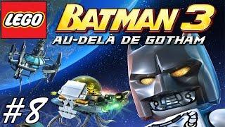 LEGO Batman 3 - Brainiac à Gotham #8