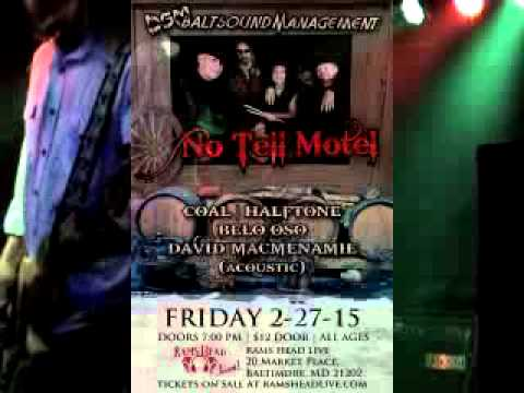 ntm @ rams head live ! baltimore md 2/27/15