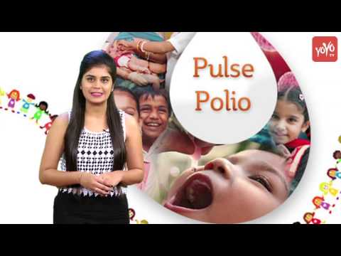 Share This - Pulse Polio Vaccination On 29th Jan - Two Drops of Life | YOYO TV Channel