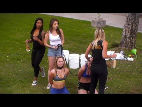 What Would You Do: Fraternity, sorority recruits hazed: Part 2