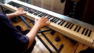 Morning practicing Johann Sebastian Bach (1685 - 1750) - Presto