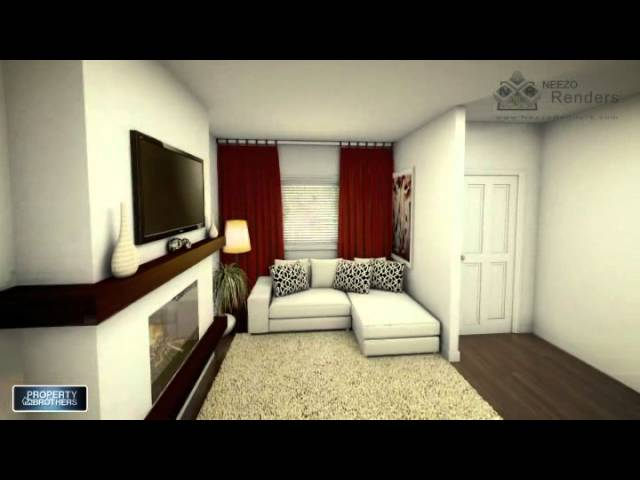 Neezo Renders Property Brothers Season 1 Living Dining Youtube
