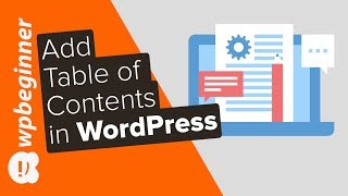 How to Create a Table of Content in WordPress Posts and Pages