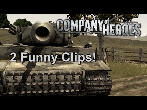Company of Heroes: 2 Funny Clips