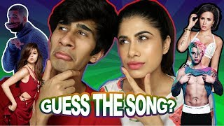 GUESS The Song By It's FIRST 3 SECONDS! ft. Malvika Sitlani