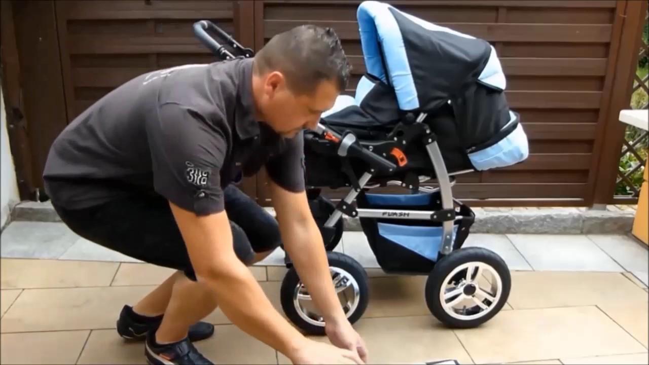 Kinderwagen baby pram stroller FLASH