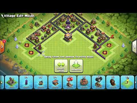 Clash of clans Greek town hall 11