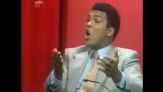 Muhammad Ali Amazing Interview PT 1