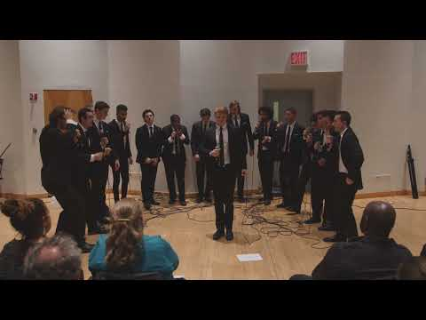 Foreigner's God - Columbia SHARP All Male A Cappella