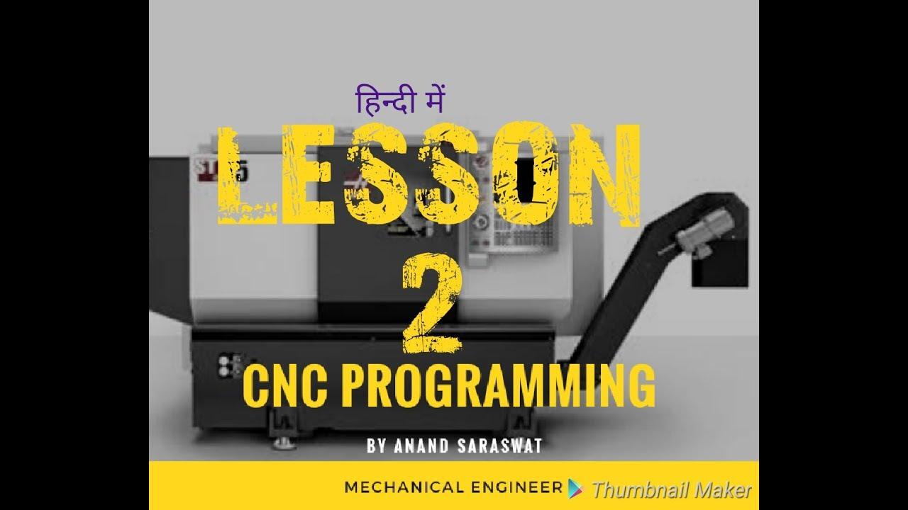 cnc programming in hindi pdf