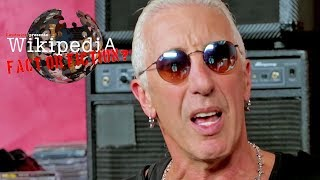 Dee Snider - Wikipedia: Fact or Fiction?