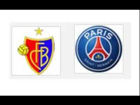 FC Basel Vs Paris Saint Germain - Champions League - Pronosticos - Anàlisis - Formaciones