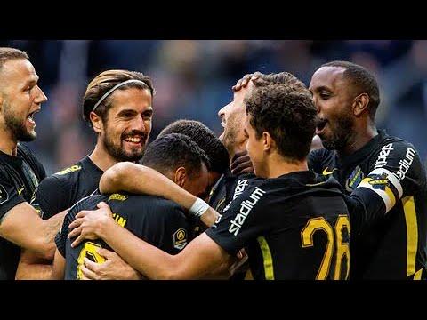AIK Häcken Goals And Highlights