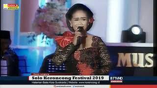Kerontjong de Poespo at Solo Keroncong Festival 2019