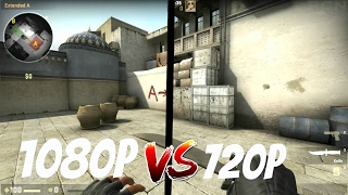 1080p low Graphics Vs. 720p High Graphics