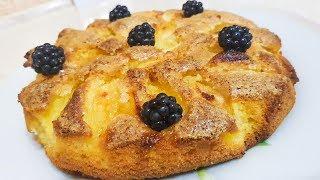 Итальянский Яблочный Пирог / Простой и Очень Вкусный рецепт.