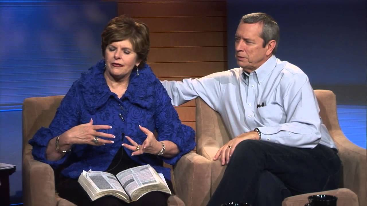 God Knows with Mike and Cindy Jacobs: Binding The Strongman - part 4
