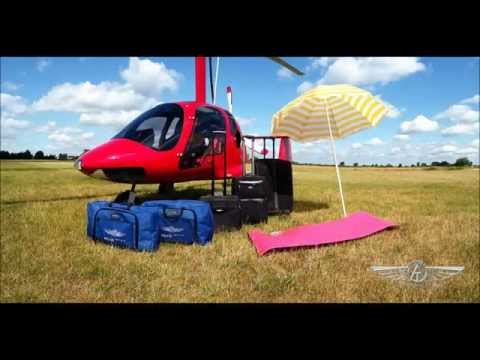 Holiday Travel By Gyroplane - YT