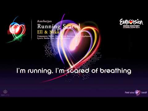 "Ell & Nikki - ""Running Scared"" (Azerbaijan) - [Karaoke version]"
