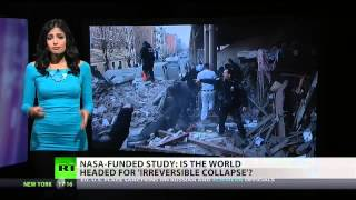 Modern civilization headed for collapse, says NASA-funded study