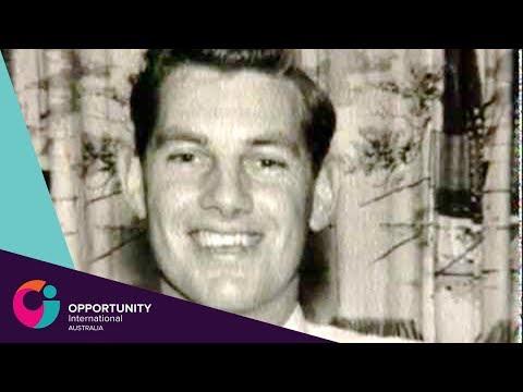 Australian Story - David Bussau - Opportunity International Australia