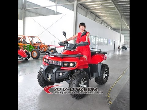 4 wheeler 400cc big size atv quad bike at4005 youtube