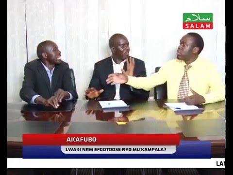 Kivumbi on Salam TV on Opposition Takeover of Kampala