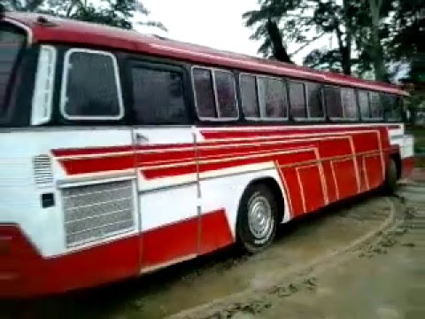 Mercedes benz o 302 transportes frontino c a youtube for Mercedes benz of bellevue