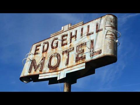 1930s Abandoned Edgehill Motel -#36