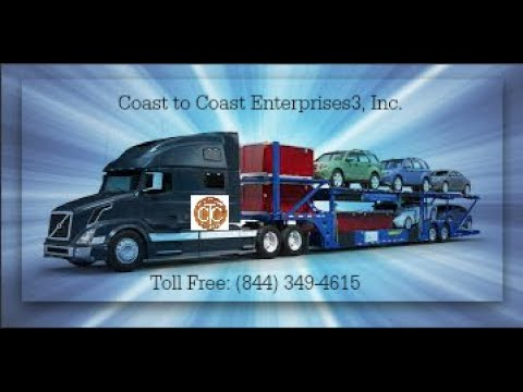 how to become an auto transport broker