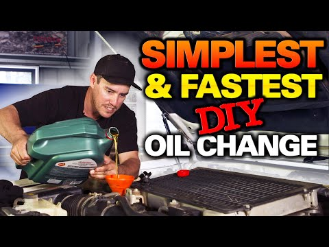 HOW TO CHANGE YOUR 4WD OILS – Complete guide with Shaun Whale – Get it done faster with no mess!
