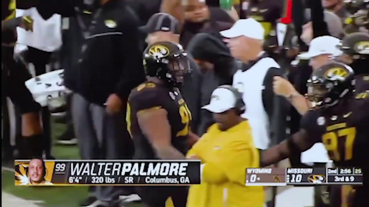 - Mizzou Highlights YouTube Palmore Walter