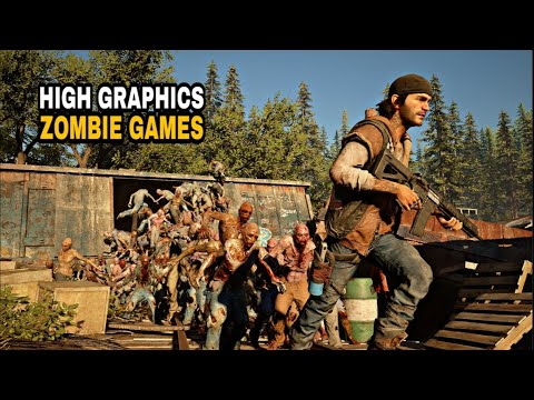 Top 10 Best Zombie Games For Android| Offline Zombie Games For Android| High Graphics Zombie Games|