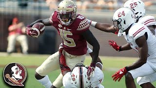 FSU WR Tamorrion Terry: The Seminoles' Lethal Weapon